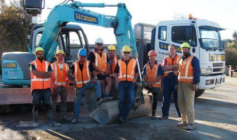 excavation contractors wairarapa